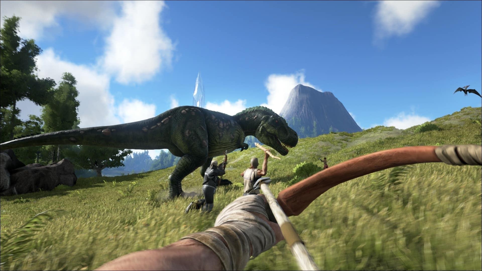 Ark Survival Evolved Hosting