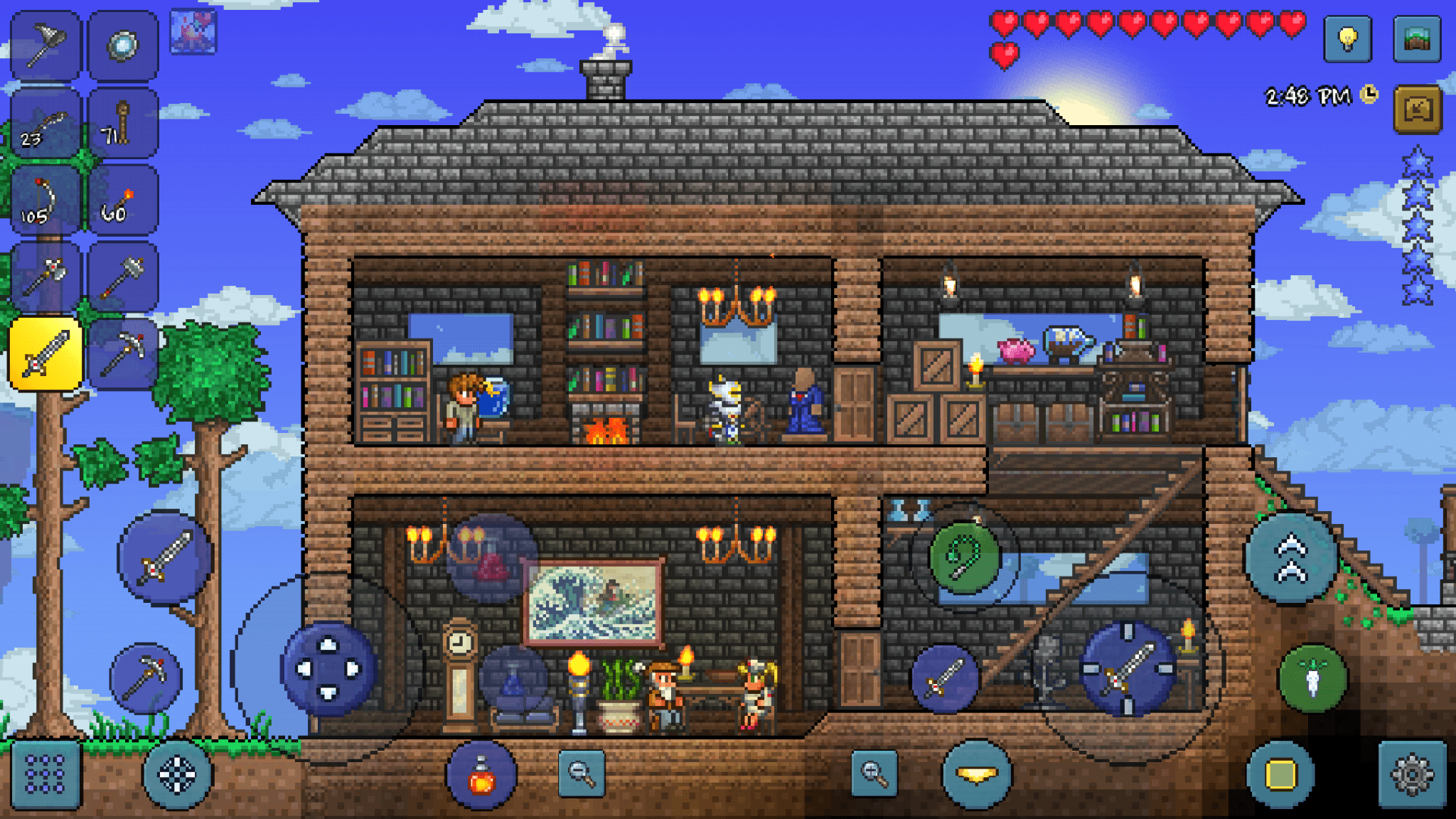 How To Generate Money from your Terraria Server Hosting ...