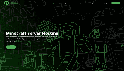 PebbleHost.com Logo